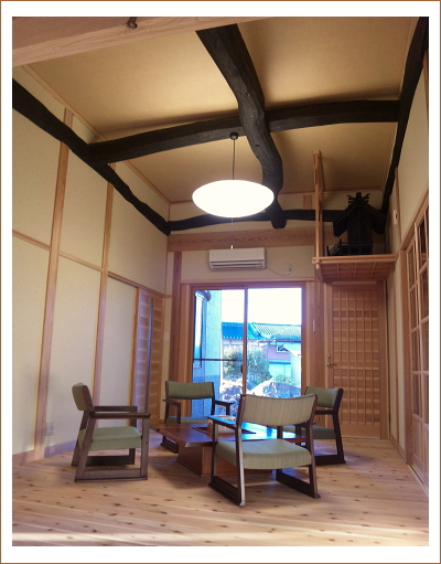 熊谷建設でリフォーム