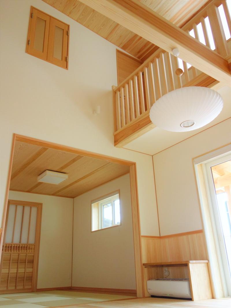 熊谷建設専務自邸モデルハウス(竣工写真)