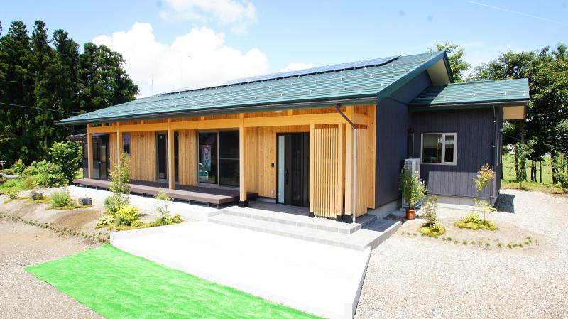 阿賀野の家 T様邸